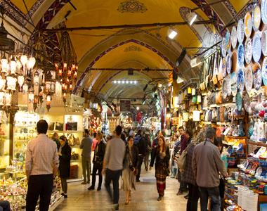 Arasta Bazaar - A Trip To Istanbul - Your Guide To Istanbul